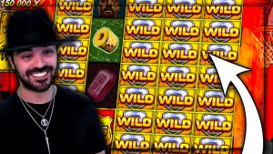 Streamer Epic large Win on San Quentin slot – Top 5 Best wins of the calendar week slots