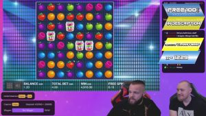 Streamer Huge Win x8022 on Chaos Crew – Top 5 Best wins of the calendar week slots