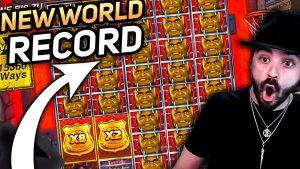 Streamer novel World tape Mega Win on San Quentin xWays Slot – Top 5 large wins inward casino bonus slot