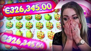Streamer tape Ultra large WIN on Fruit political party 2 slot – Top 10 Biggest Wins of calendar week