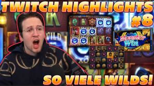 TWITCH HIGHLIGHTS #8 – ascension OF OLYMPUS large WIN! solid ground OF HEROES 3 WILD SYMBOLS!