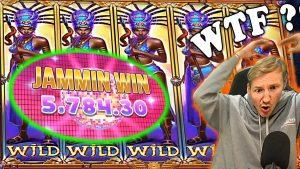 Top 5 Biggest wins of the calendar week! CasinoDaddy From X1000! #12