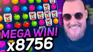 ULTRA large WIN inwards JAMMIN JARS ⚡ TOP MASSIVE WINS inwards ONLINE casino bonus