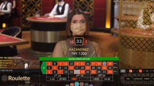 VIP RULET MASASI ALEV ALEV!          #slot #casino bonus #rulet #bigwin #blackjack