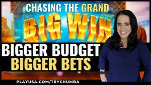 WESTERN Au GRAND JACKPOT CHASE IGBIGGER FETS 💰 Babbar Win On Chumba casino bonus