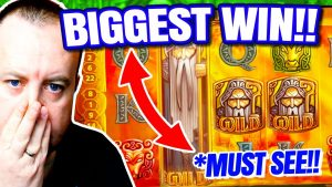 *WOW* MY BIGGEST WIN OF THE twelvemonth! (HIGH STAKES)