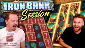 atomic number 26 Bank – Bonus purchase Session! (large WINS) together with Saving The Bonushunt
