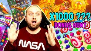 🤑large WIN AU casino bonus , MON PREMIER GROS GAIN SUR United Nations BONUS HUNT , 10 EUROS à gagner !!!