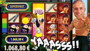 large WIN!!!! Bruce Lee – casino bonus Games – Bonus circular (casino bonus Slots)