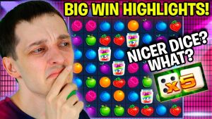 large WIN Highlights – Jammin Jars, large Bass Bonanza in addition to Canis familiaris House!
