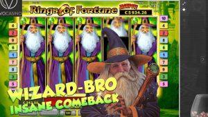 large WIN!!!! Rings of fortune – casino bonus Games – bonus compilation (casino bonus Slots)