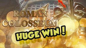large WIN!!!! Roman Colosseum – casino bonus – Bonus circular (casino bonus Slots)
