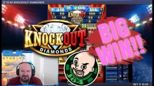 duża wygrana od Knockout Diamonds !!