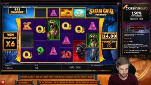 large Win casino bonus – Biggest €250.000 tape Win inward 2021! Online casino bonus Highlights #6