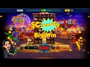 large Win on Buster Hammer Carnival | Chumba casino bonus