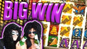 large Win on Danger High Voltage Slot – casino bonus flow large Wins