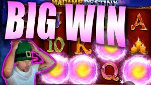 large Win on Madame Destiny Slot – casino bonus current large Wins