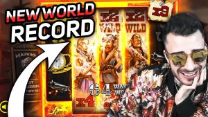 novel World tape Win on Deadwood slot – TOP 5 STREAMERS BIGGEST WINS OF THE calendar week