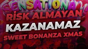 sugariness BONANZA RİSK ALDIM VE KAZANDIM !! #SWEETBONANZA #SWEETBONANZAXMAS #SLOT #WİN #BİGWİN #KAZANÇ