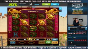 tape WIN!!! Golden Legend large win   casino bonus   loose spins Online casino bonus