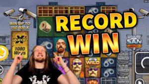 tape WIN! San Quentin Xways Huge Win – casino bonus Games from MrGambleSlots Live current