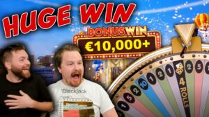 €10,000+ 4 Rolls Monopoly Live large WIN