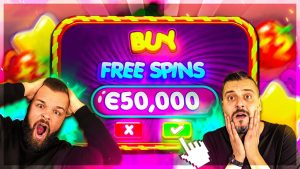 €50.000 BONUS purchase on FRUIT political party Online Slots