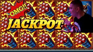 ✦large JACKPOT HANDPAY✦ On Eureka Blast Lock It Link Slot Machine   Slot Machine Jackpot  SE-nine   EP-16
