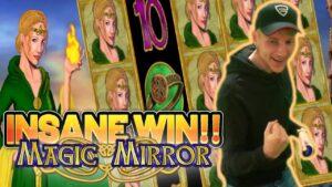 BEST SYMBOL EXPANDING!  large WIN MAGIC MIRROR casino bonus SLOT