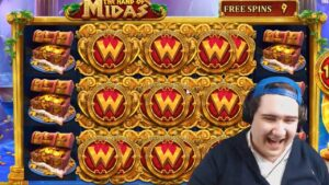 BIGGEST WINS OF THE calendar week #57 ★ MAX WIN ON THE mitt OF MIDAS SLOT
