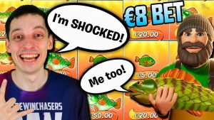 BIGGEST WINS on large BASS BONANZA inwards 1 session! I never saw it PAYS THAT goodness!