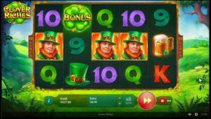 CLOVER RICHES -SLOT- KASAMIZI İKİYE KATLADIK!..MEGA WİN!…#slot #casino bonus #rulet #bigwin #megawin