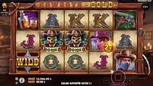 COWBOYS número atómico 79 🤠 | Üstüne Rulette Kazanç Taktiği… # bonus de casino #slot #bigwin #cowboysgold # rulettaktiği