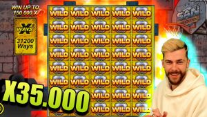 CRAZY MONSTER big WIN x35.000 fuq San Quentin Slot - Records Wins Of The calendar week