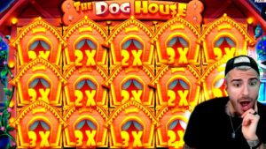 CRAZY SUPER BEST WIN on The domestic dog House (Pragmatic Play) – casino bonus Slots large Wins