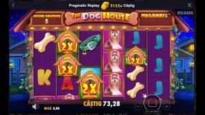 Canis familiaris House Megaways Princess casino bonus bet 0,80, BigWin 2153X