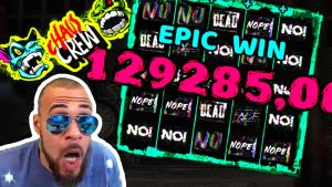 ClassyBeef 129.285€ Win on Chaos Crew Slot – Daily Dose of Gambling #33