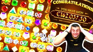 ClassyBeef 162.000 € Κερδίστε στο κουλοχέρη Gems Bonanza - Ημερήσια δόση τζόγου # 31