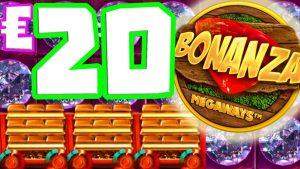 Crazy Bonanza 💎Bonus Hunt upwardly to €20 Bet Mega Comeback large Wins + Insane Retriggers This is HUGE‼️😵