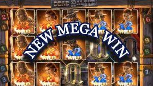 DEAD OR live 2 !!! novel MEGA WIN , large WINS , ONLINE casino bonus BONUSSES