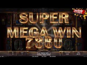 Dead Or live 2 – MEGA large WIN!
