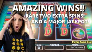 💎HUGE WIN ALERT! RARE DIAMOND QUEEN DOUBLE RESPINS & a MAXED OUT MAJOR – ameliorate than a manus Pay!