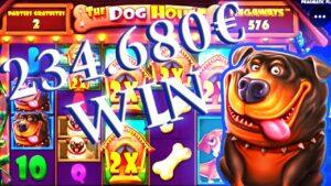 Han vann 234.680 € på The domestic dog House Slot (* WORLD tape *) - Daily Dose of Gambling # 43