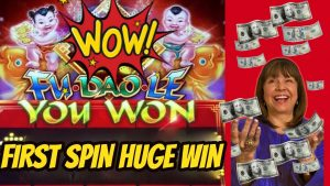 Incredible first of all Spin Win! Fu Dao Le & large Win Buffalo Au