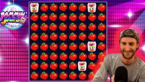 MEGA EPIC stor VINN på Jammin Jars Slot (force Gaming) - casino bonus Spilleautomater large Wins