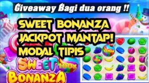 MEGA JACKPOT sladkosť BONANZA veľká VÝHRA - Pragmatic2021 SLOT GAME bonus v kasíne