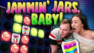 MEGA large WIN on Jammin' Jars
