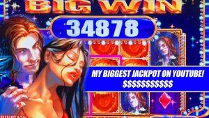 MY BIGGEST WIN ON YOUTUBE ON HIGH bound SLOT MACHINE – VAMPIRE'S comprehend ★