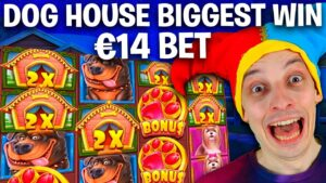 MY BIGGEST WIN on Canis familiaris HOUSE Megaways BONUS BUYS!