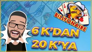 NASIL BILLYONAIRE OLDUM? casino bonus Cio Slot large Win #slot #casino bonus